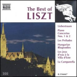 Liszt - The Best Of Liszt [CD]