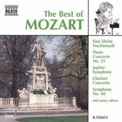 Mozart - The Best Of Mozart [CD]