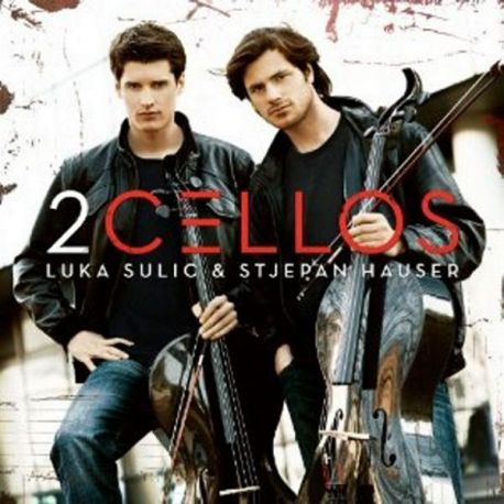 2CELLOS (SULIC & HAUSER) - 2CELLOS. [CD]