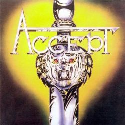 ACCEPT - I´M A REBEL - (CD RESERVA DE FABRICA UNICO) [CD]