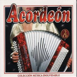 ACORDEON - MUSICA INOLVIDABLE 2CDS [CD]