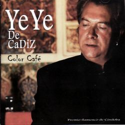 Ye Ye De Cadiz - Color Cafe [CD]