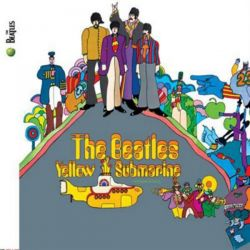 THE BEATLES - THE YELLOW SUBMARINE - BSO [CD]