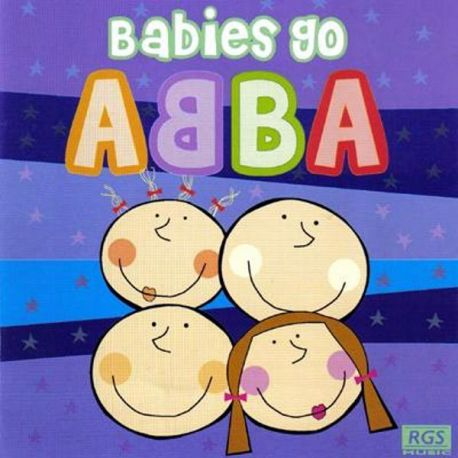 BABIES GO - ABBA - SWEET LITTLE BAND [CD]