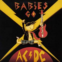 Babies Go - Acdc [CD]