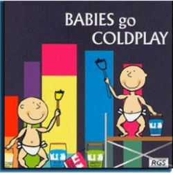 Babies Go - Coldplay [CD]