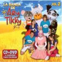 ARY TIKKY - VOL.2 - TOY BOX CD+DVD [CD]