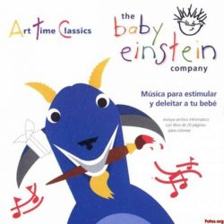 BABY EINSTEIN - ART TIME CLASSICS [CD]