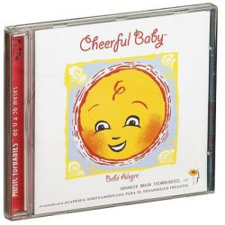 CHEERFUL BABY - BEBE ALEGRE [CD]
