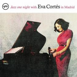 EVA CORTES - JAZZ ONE NIGHT WITH EVA CORTES IN MADRID [CD]