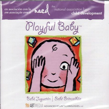Playful Baby - Bebe Jugueton [CD]