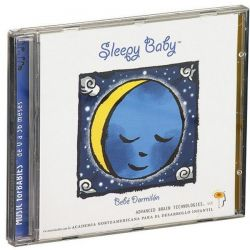 SLEEPY BABY - BEBE DORMILON [CD]