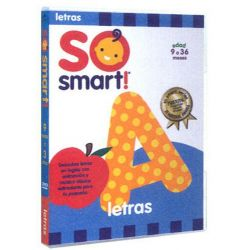 SO SMART! - LETRAS EN INGLES [DVD]