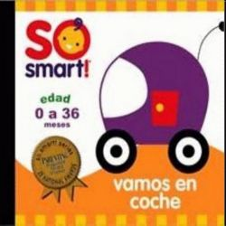SO SMART! - VAMOS EN COCHE [CD]