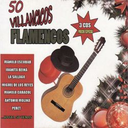 50 VILLANCICOS FLAMENCOS - 3CDS