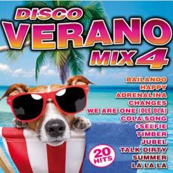 DISCO VERANO MIX 4 - VARIOS - 20 HITS [CD]