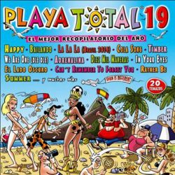 PLAYA TOTAL - 19 - 2014 -VARIOS
