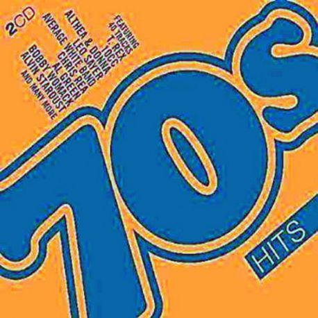 70 HITS - VARIOS 40 EXITOS - 2CDS [CD]