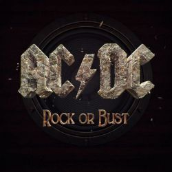 AC/DC - ROCK OR BUST - PORTADA HOLOGRAMA [CD]