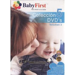 BABYFIRST - COLECCION 5 DVDS - VOL.02