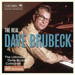 DAVE BRUBECK - THE REAL... DAVE BRUBECK - 3 CDS