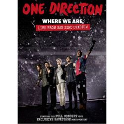 ONE DIRECTION - WHERE WE ARE - LIVE FROM SAN SIRO - DVD [DVD]