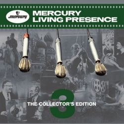 MERCURY LIVING PRESENCE VOL 3 - VARIOS - 6 LPS [LP]