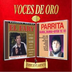 Voces De Oro - El Fary Y Parrita - Embrujo Flamenco - 2Cds [CD]
