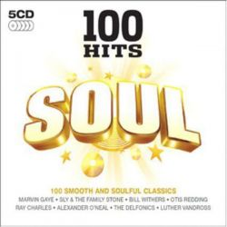 100 HITS - SOUL - NEW VERSION - VARIOS [CD]