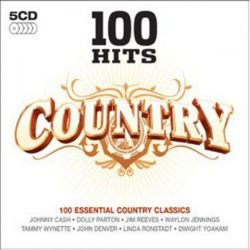 100 HITS - COUNTRY - NEW VERSION - VARIOS [CD]