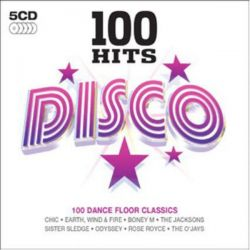 100 HITS - DISCO - NEW VERSION - VARIOS [CD]
