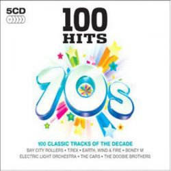 100 HITS - 70S - NEW VERSION - VARIOS - 5CDS [CD]