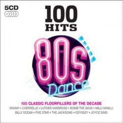100 HITS - 80S DANCE - NEW VERSION - VARIOS - 5CDS [CD]