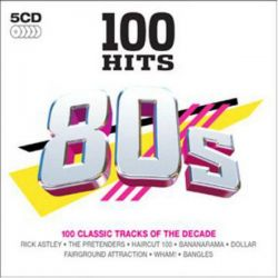100 HITS - 80S - NEW VERSION - VARIOS - 5CDS [CD]