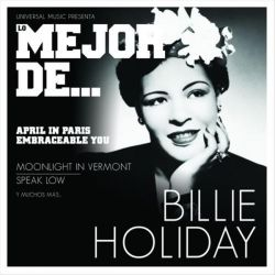 Billie Holiday - Lo Mejor De... Billie Holiday [CD]