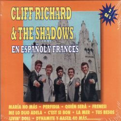CLIFF RICHARD & THE SHADOWS - EN ESPAÑOL Y FRANCES - 2CDS