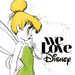 WE LOVE DISNEY - STANDARD VERSION - VARIOS - 2 VINILOS