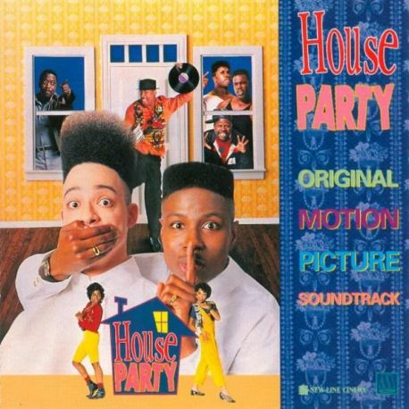 HOUSE PARTY - B S O - VINILO [LP]