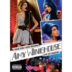 AMY WINEHOUSE - I TOLD YOU I EWAS TROBLE - LIVE IN LONDON