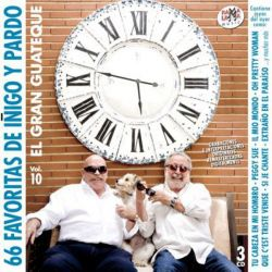 66 FAVORITAS DE IÑIGO Y PARDO VOL.10 EL GRAN GUATEQUE - 3 CDS [CD]