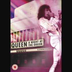 QUEEN - A NIGHT AT THE ODEON - DVD [DVD]
