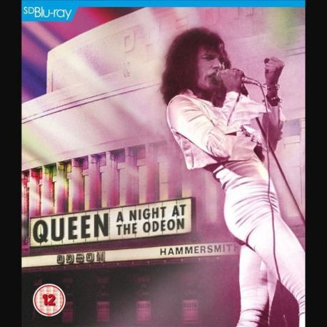 QUEEN - A NIGHT AT THE ODEON - BLU RAY [BLU RAY]