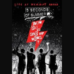 5 SECONDS OF SUMMER - HOW DID WE END UP HERE - BLU RAY [BLU RAY]