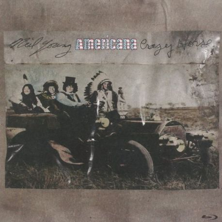 NEIL YOUNG & CRAZY HORSE - AMERICANA [BLU RAY]