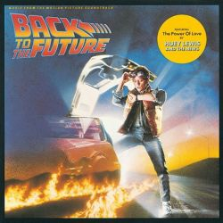 BACK TO THE FUTURE - PICTURE DISC - B S O - VINILO [LP]