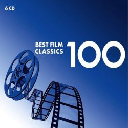 100 BEST FILM CLASSICS - 6 CDS - B.S.O. [CD]
