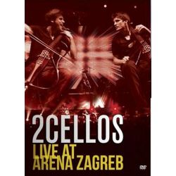 2CELLOS (SULIC & HAUSER) - LIVE AT ARENA ZAGREB. DVD [DVD]