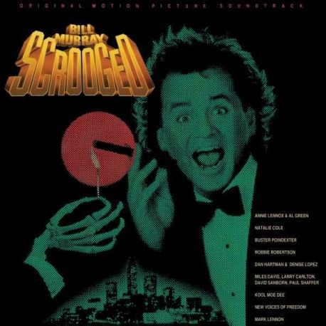 SCROOGED - BSO - VINILO [LP]