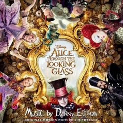 ALICE THROUGH THE LOOKING GLASS - BSO [CD]