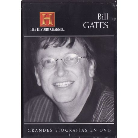 BILL GATES - THE HISTORY CHANNEL [DVD]